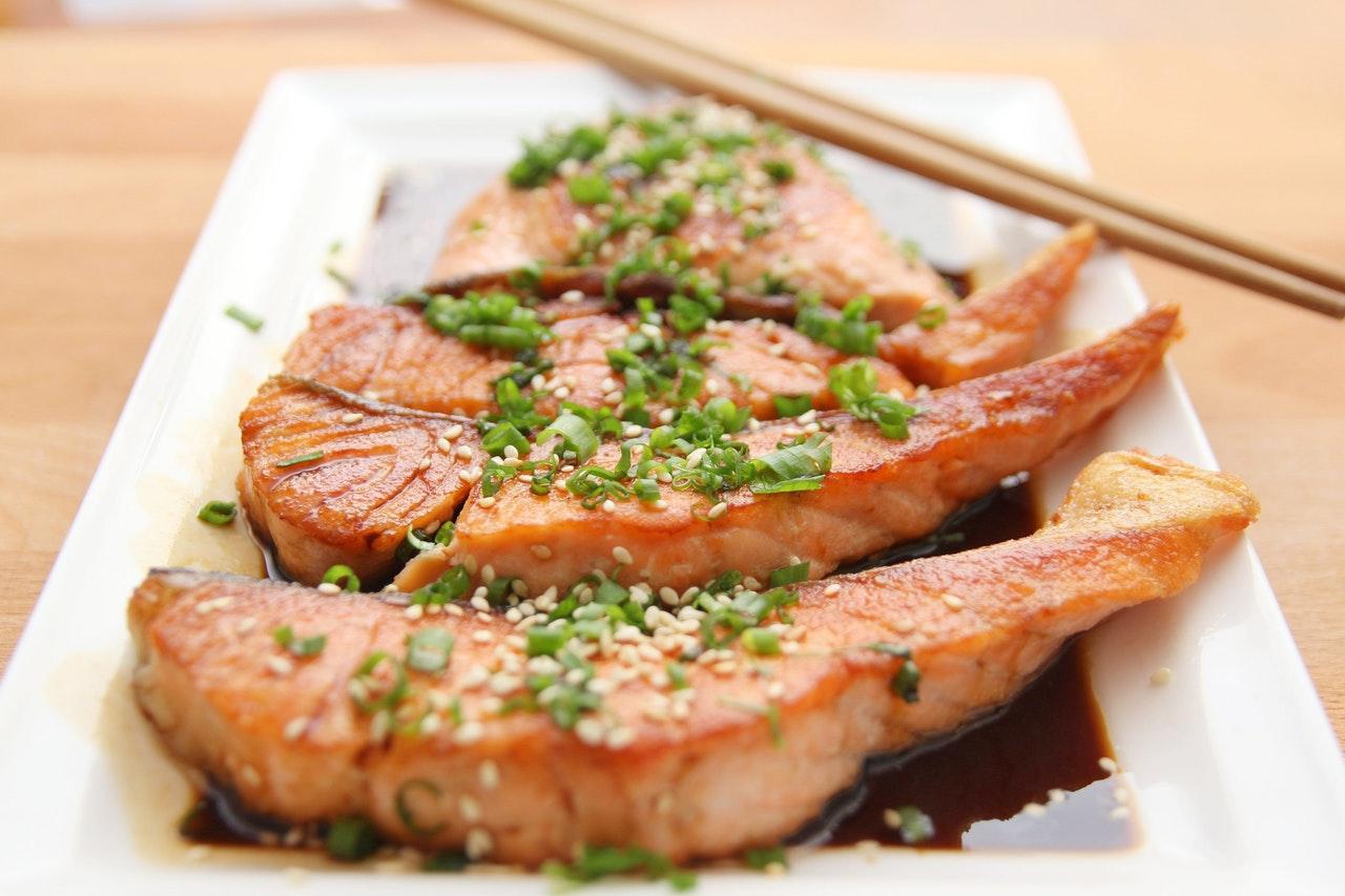 food-salmon-teriyaki-cooking-caroline-byron